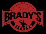 Bradys Fitness Logo